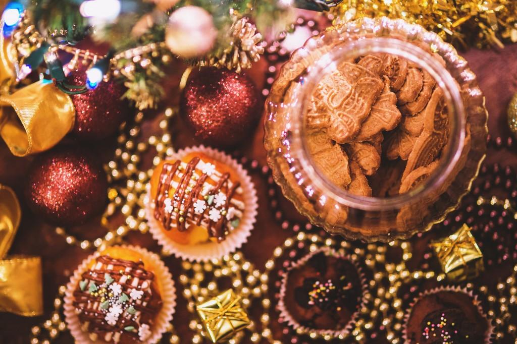 kaboompics.com_Christmas Cookies
