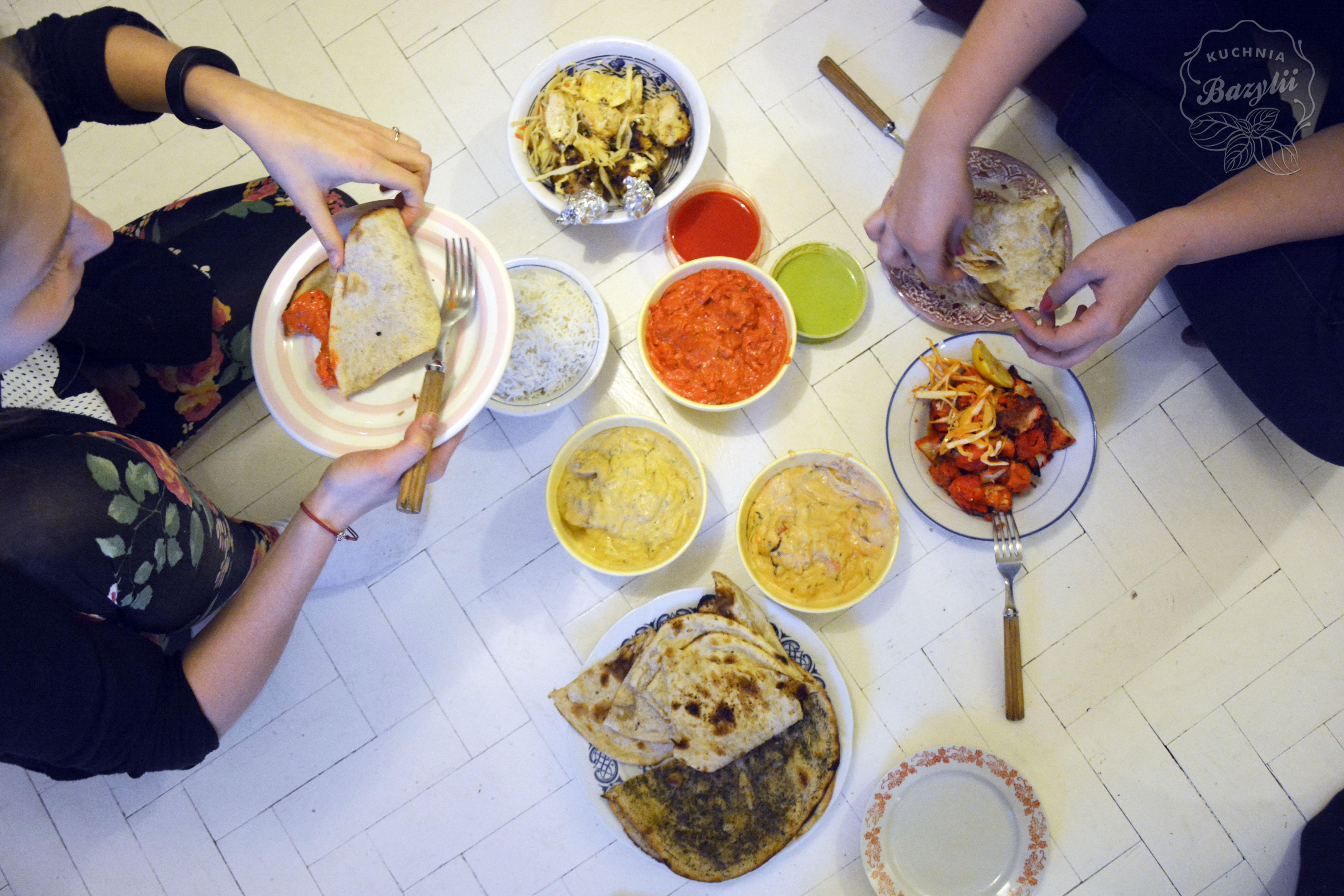 Wieczor Z Kuchnia Indyjska Kuchniabazylii Pl Blog Kulinarny