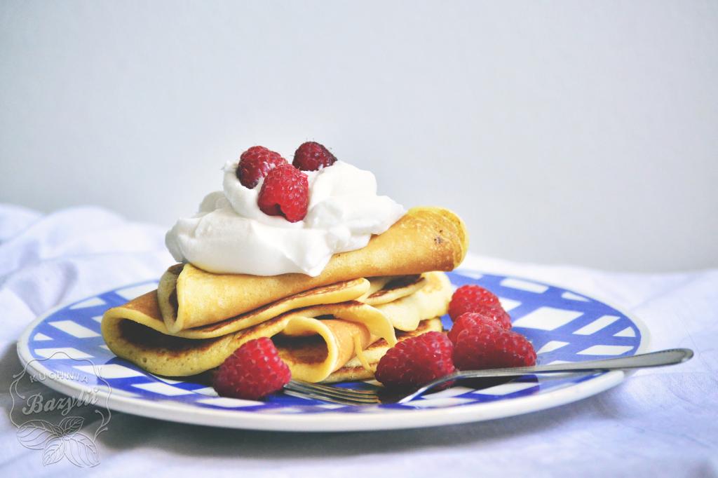 pancakes_maliny