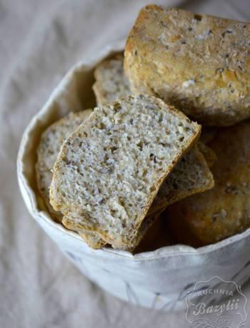 łatwy chleb z ziarnami