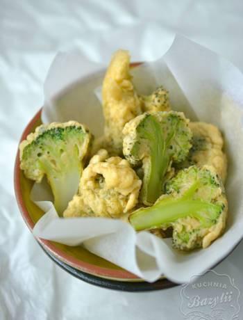 tempura z warzyw